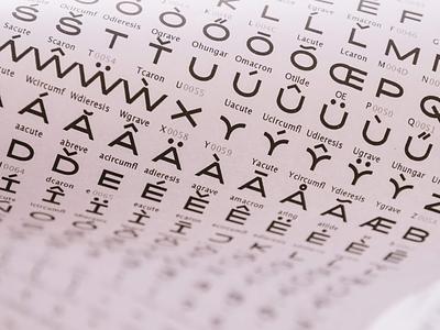 Kaito® Sans: Glyphs kinetic type vector type typefoundry glyphsapp graphicdesign glyphs kobufoundry typeface typogaphy typedesign