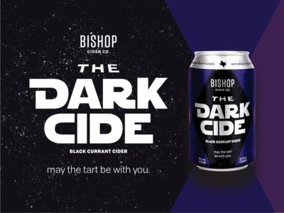 Bishop Cider Co | The Dark Cide