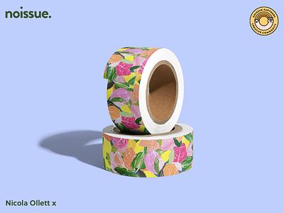 @nicollettdesigns x noissue Homepage - 05/18 pattern design print design logo graphic design branding packaging illustration design