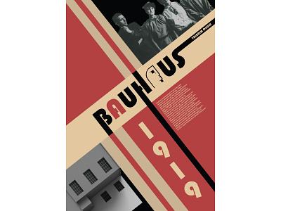 Bauhaus art school art logo banners banner design banner bauhaus vector colorful design minimal illustration