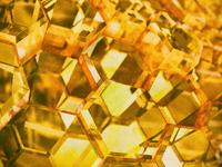 Mograph fun 06 - Golden Honeycomb