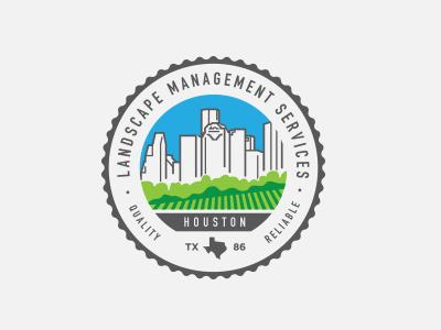 LMS logo badge