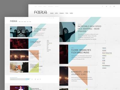 Faderlab Blog