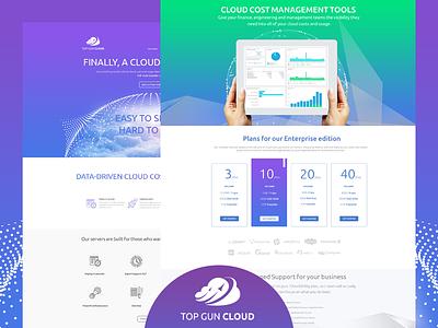 Top Gun Cloud management platform cloud