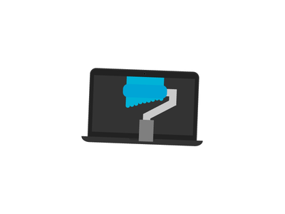 Working on the new website 1aa7d5 icon development yosign