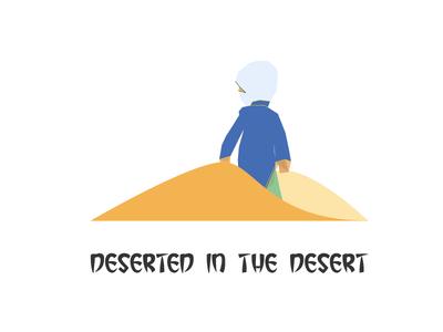 Desert logo try 2 logo poly low poly deserted in the desert desert