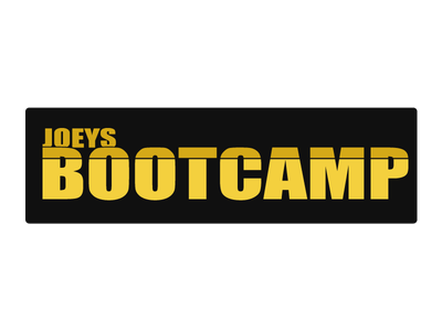 Bootcamp logo proposal rough army emblem excercise fitness health running military army-style black sports bootcamp
