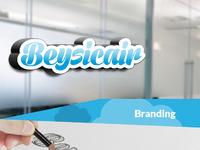 Branding  app  icon  website