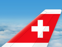 GVApp Swiss Air lines Logo