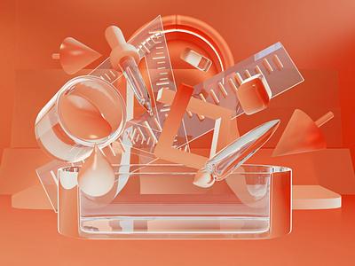 #DailyDesign - Day 01 model graphic design 3d art 3d