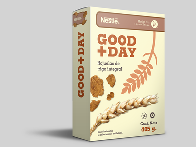 Good Day packaging graphic design