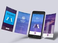 SmartWheel app - Daily UX #005