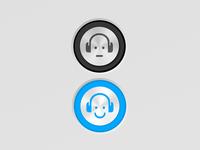 Skeuomorphic icon fun - #005