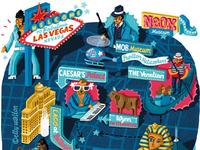 Vegas Map