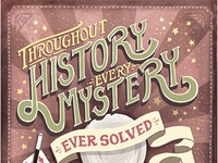 Hand Lettering: Tim Minchin's Graphic Novel