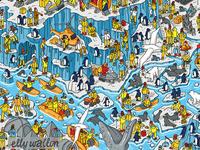 Nestle: Find Koko in Antarctica