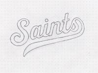 Saints Script