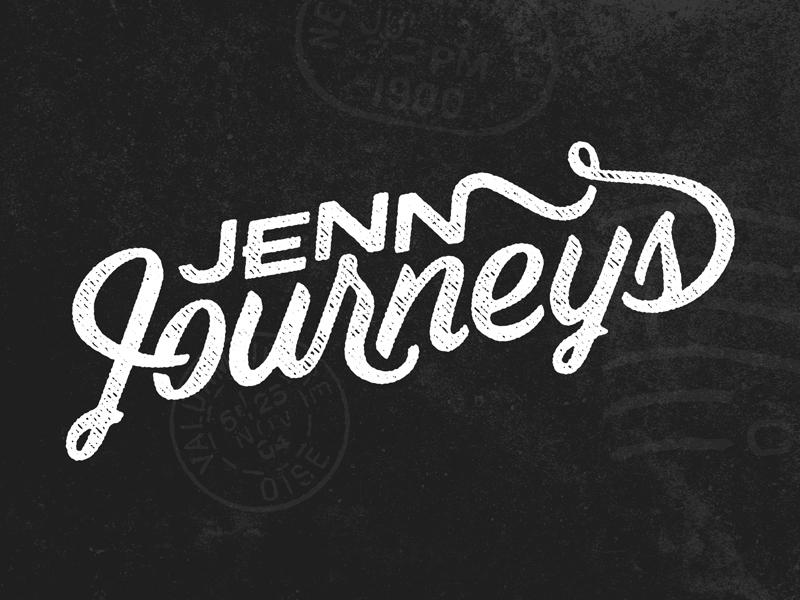 Jenn journeys black small