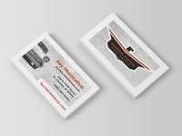 North Fifth Business Cards