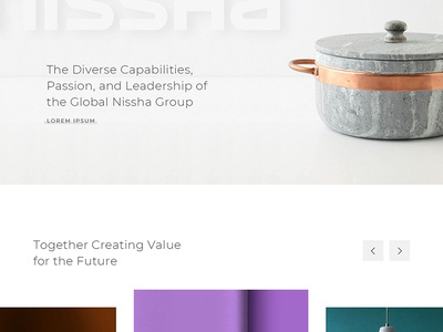 Nissha Proposed Website 2