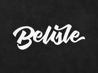 Belisle Script
