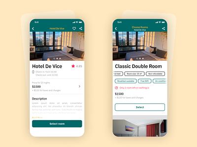 swifting.io checkin room booking checkout trip deals city hotel booking hotel uxdesign uidesign application branding design app ux ui ios design app