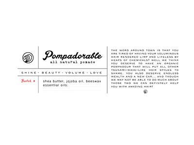 Pompadorable