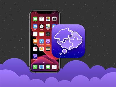 Daily UI #005 - App icon icon 005 design daily ui app daily ui challenge dailyuichallenge dailyui figma ui