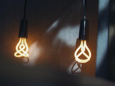 Light bulb love! archviz cgi 3d