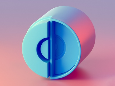 36DaysofType_C daily render c4d daily everyday 36daysoftype soy tico costa rica mrs. constancy cgi 3d