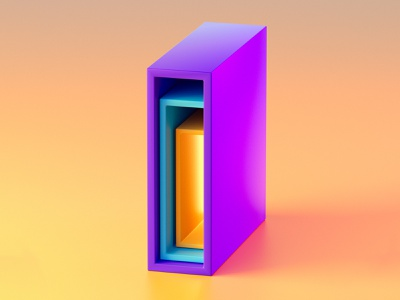 36DaysofType_i daily render c4d daily 36daysoftype everyday soy tico costa rica mrs. constancy cgi 3d