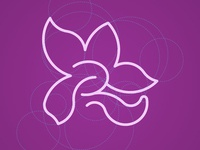 Orchid R Logo Exploration