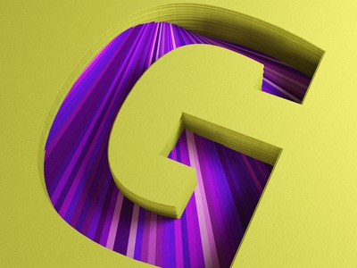 Paper G for 36 Days of Type