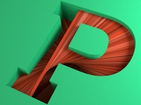 Paper P for 36 Days of Type