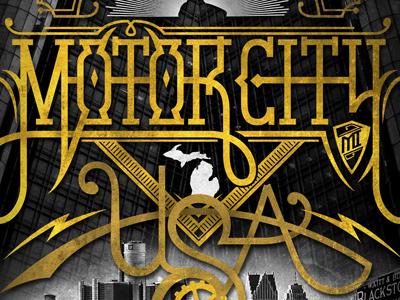 Motor City - USA