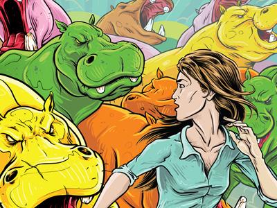 Hungry Hippos: The Movie