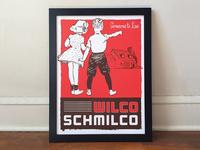 Wilco Schmilco Poster