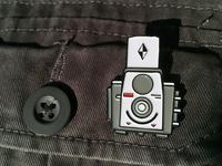 Kodak Brownie Pin