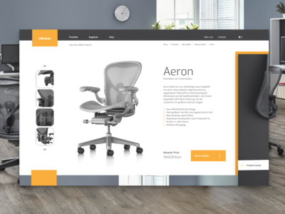 Office Store Website Design store chair chairs office websitedesign web exo website wordpress webdesigner webdevelopment web design design webdesign adobexd