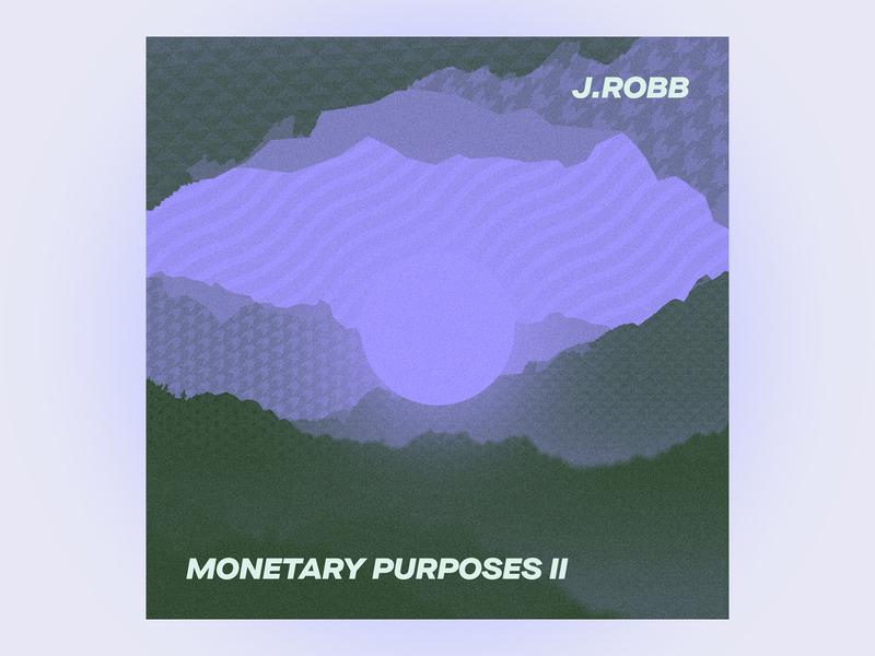 #6 monetary purposes ii by j.robb pattern houndstooth illustration 10x19 album art 3d