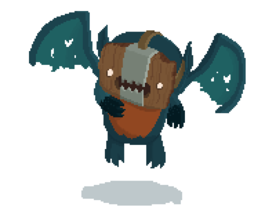 Winged Gremlin - Pixel Edition
