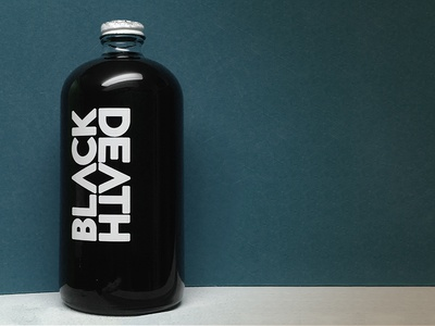 Black Death Cold-Press Coffee