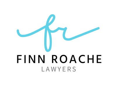 Finn Roache Animated Logo illustrator typography logo branding icon vector animation design