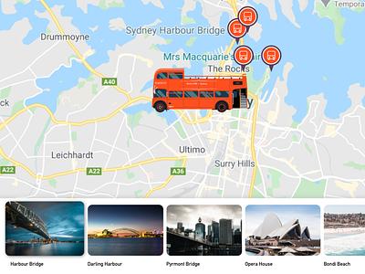 VR Bus Tour - Genesys SDR2020 Summit branding website ux ui design