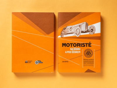 Motoring as a Means of Leisure history motorsport oldtimer book cover design book design typesetting editorial design typography paper print design