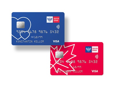New Pochta Bank credit cards