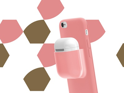 Wallaby phone case productdesign apple design airpods phonecase iphone