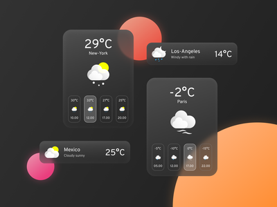 Daily 37. Weather uxui ux ux  ui ux design uxdesign ui  ux uiux ui design uidesign ui