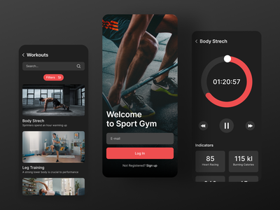 Daily 41. Sport Timer uxui ux ux  ui ux design uxdesign ui  ux uiux ui design uidesign ui