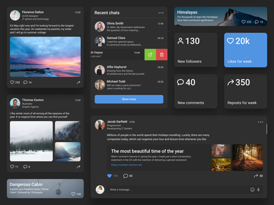 Daily 47. Social Feed uxui ux ux  ui ux design uxdesign ui  ux uiux ui design uidesign ui